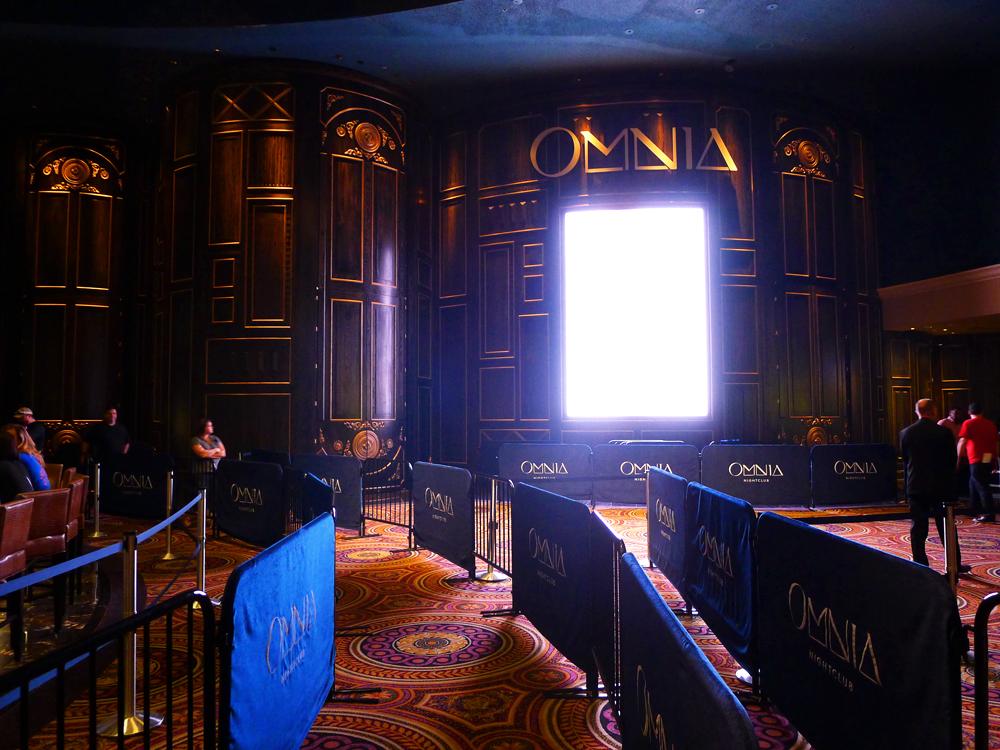 Omnia Nightclub Debuts At Caesars Palace Tonight Eater Vegas