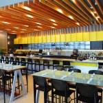 Tour Downtown Italian Restaurant Italic S Mid Century Modern Space Eater Austin