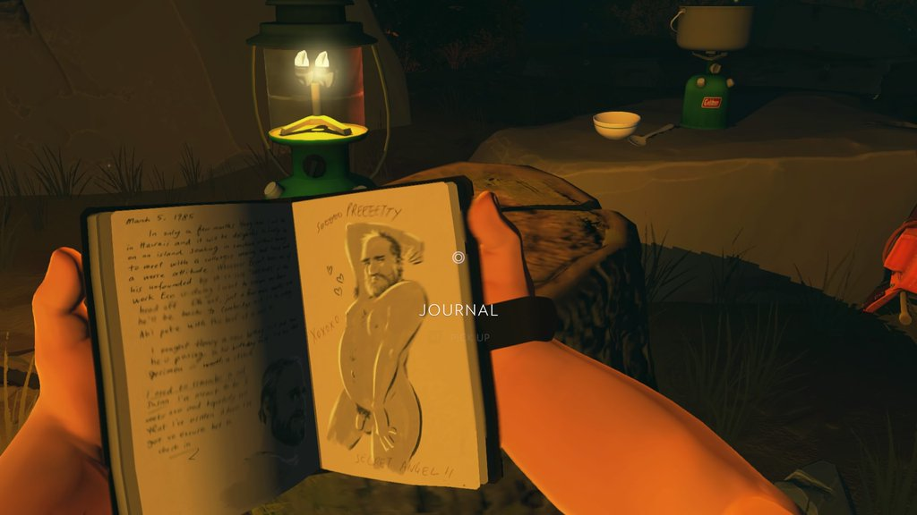 Firewatch Took Away Our Ability To Be Good People And Thats Where It Shines Polygon