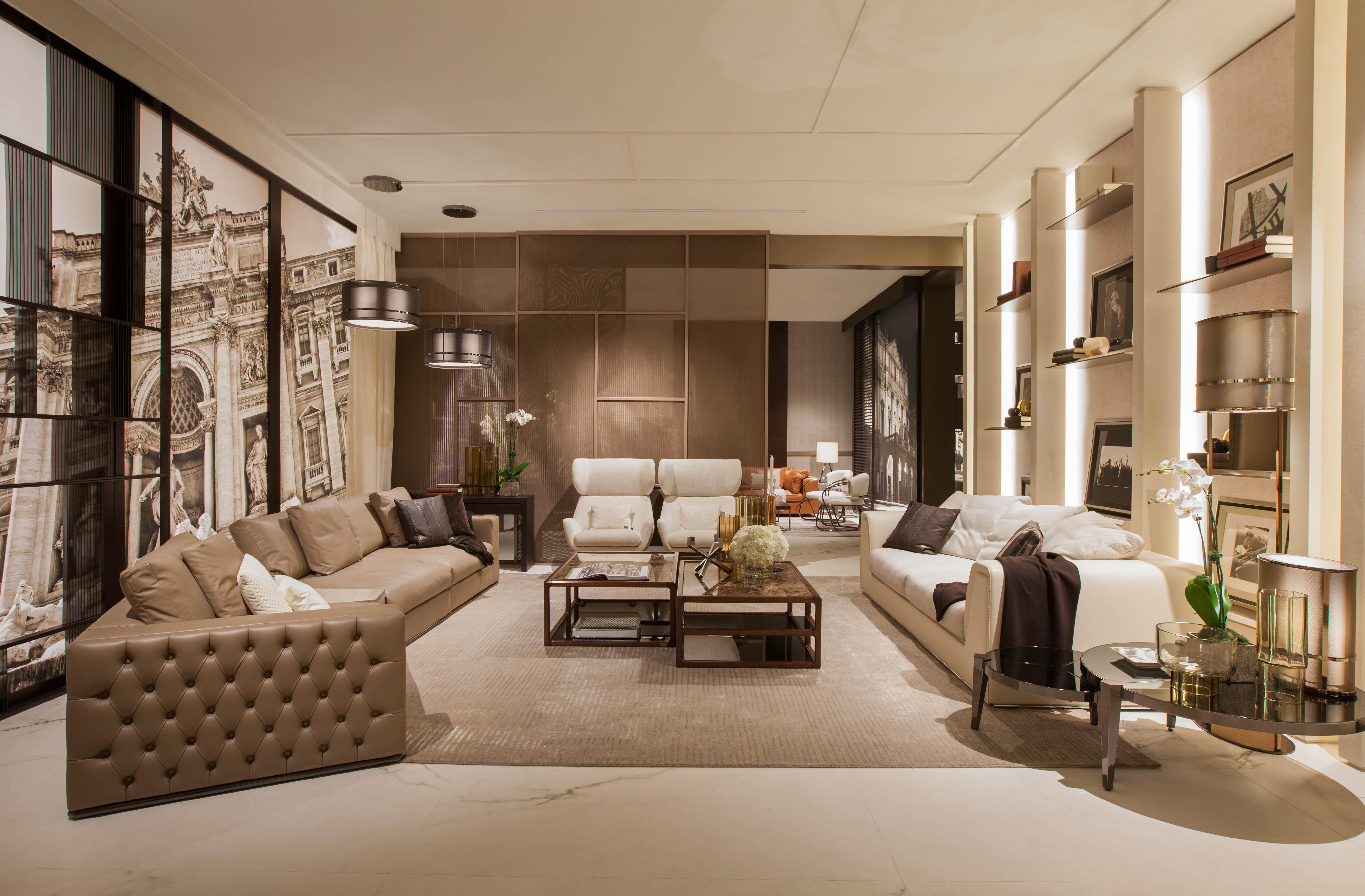 Fendi Casas New LA Flagship Is Ultra Luxury At Its Finest