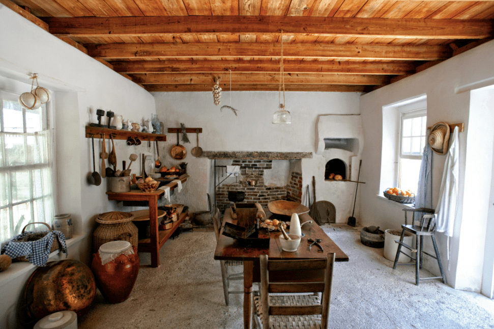 Historic Homes 101 What Exactly Is A Summer Kitchen