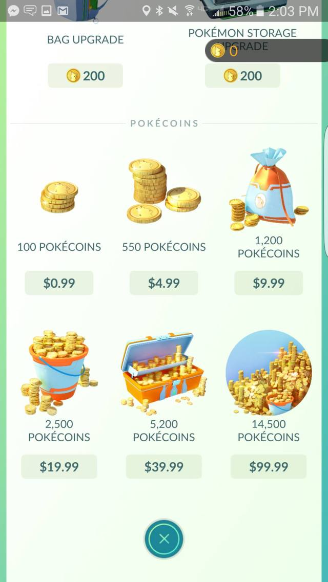 Image Result For Free Coins For Pokemon Go
