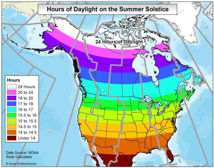 The Summer Solstice Is Upon Us Things To Know About The