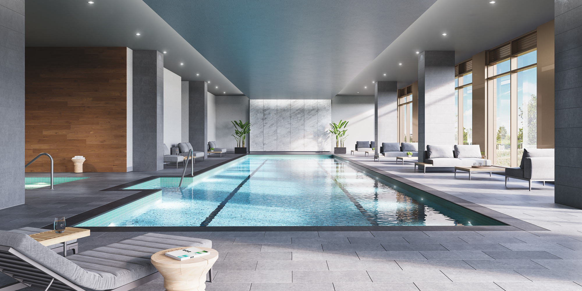 Peek Inside Park And Shore Jersey Citys Ultra Luxury