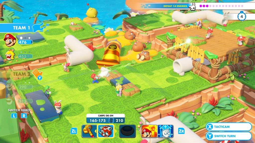 Image result for Mario + Rabbids Kingdom Battle