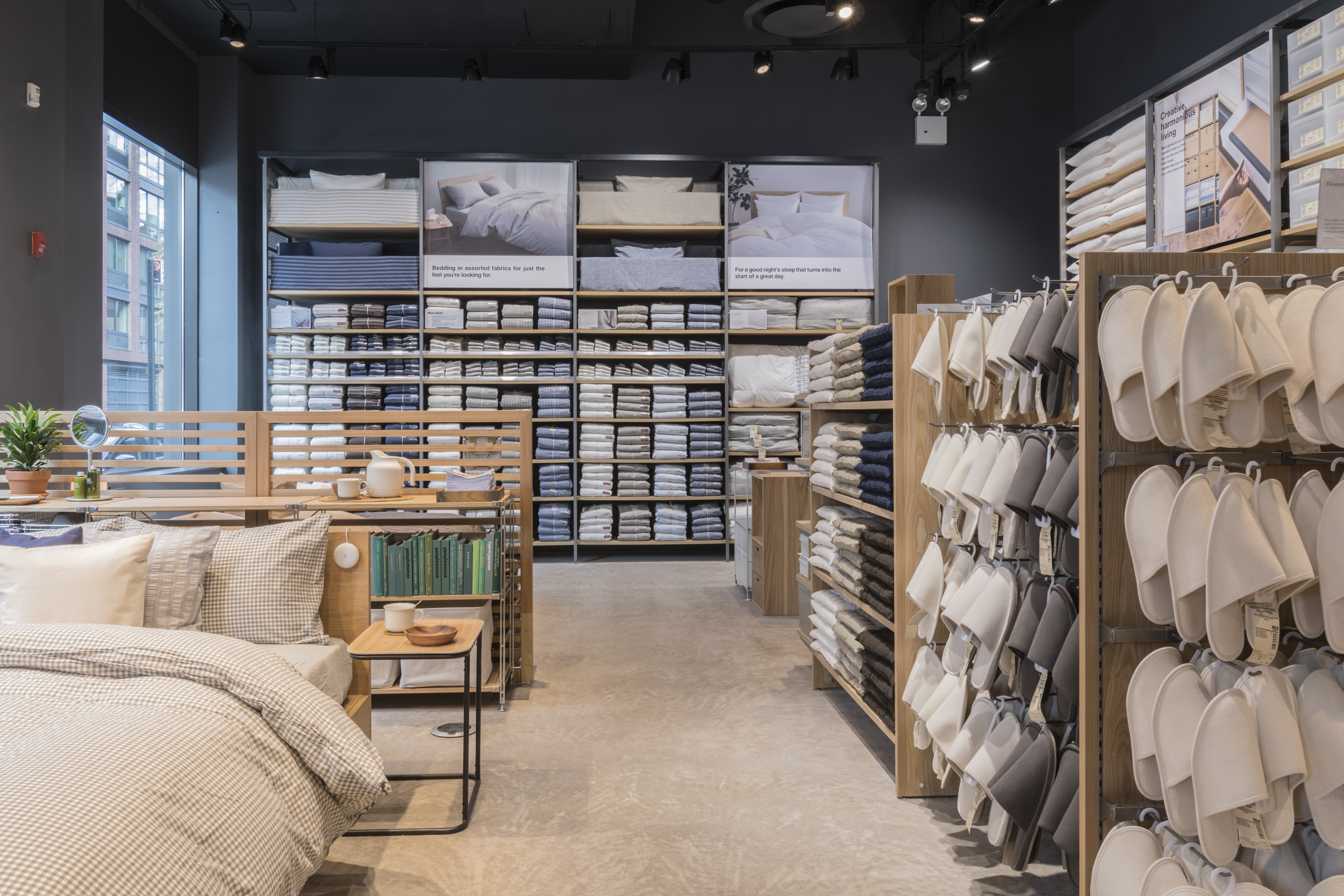 Mujis First Brooklyn Home Goods Store Opens In