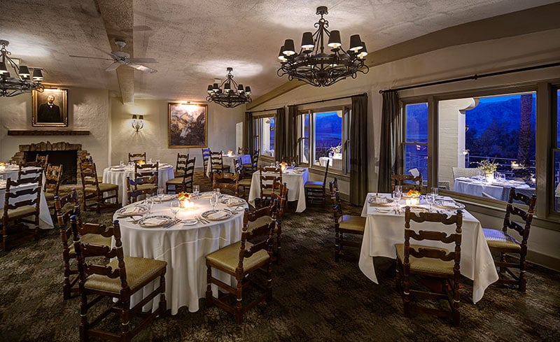 Five Restaurants To Try In Death Valley Eater Vegas