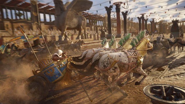 Assassins Creed Origins Screenshot 6 Assassin's Creed: Origins taking the microtransactions to a new level   The game will have in game purchases