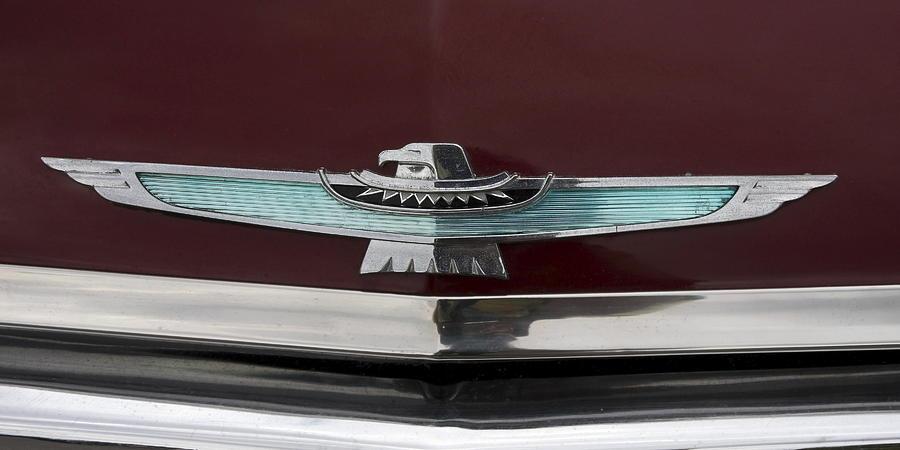 Thunderbird hood ornament