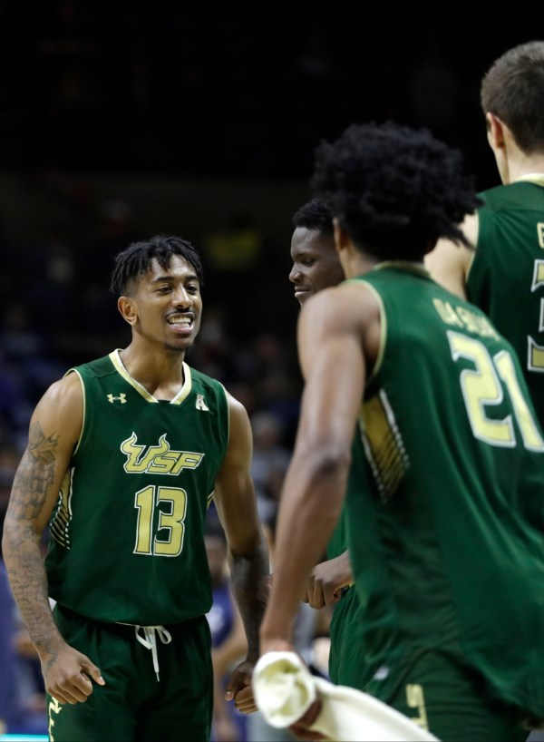 USF Bulls Men's Basketball - The Daily Stampede