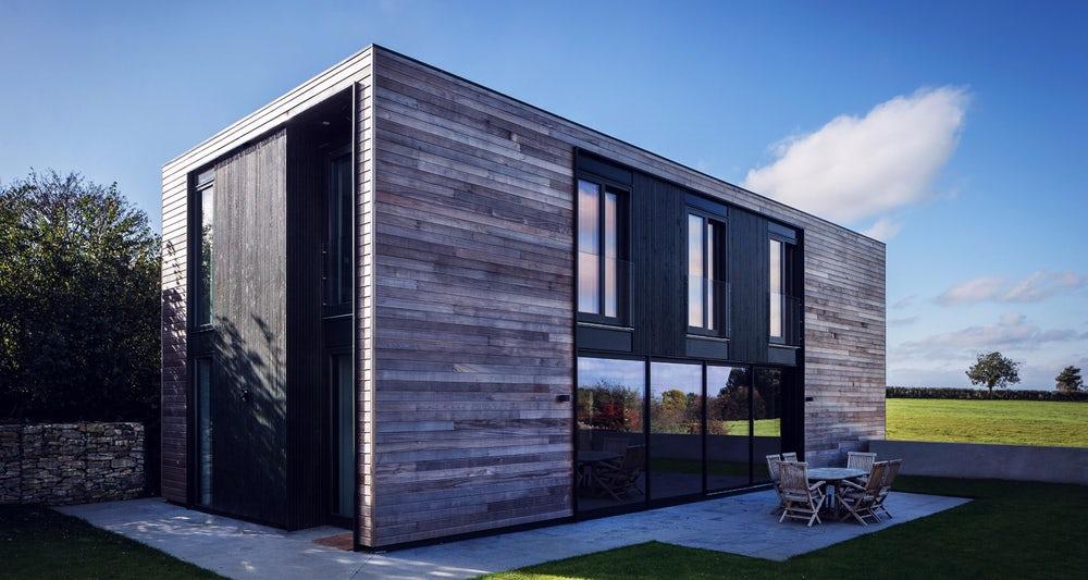 Ultra modern modular homes for Ultra modern modular homes