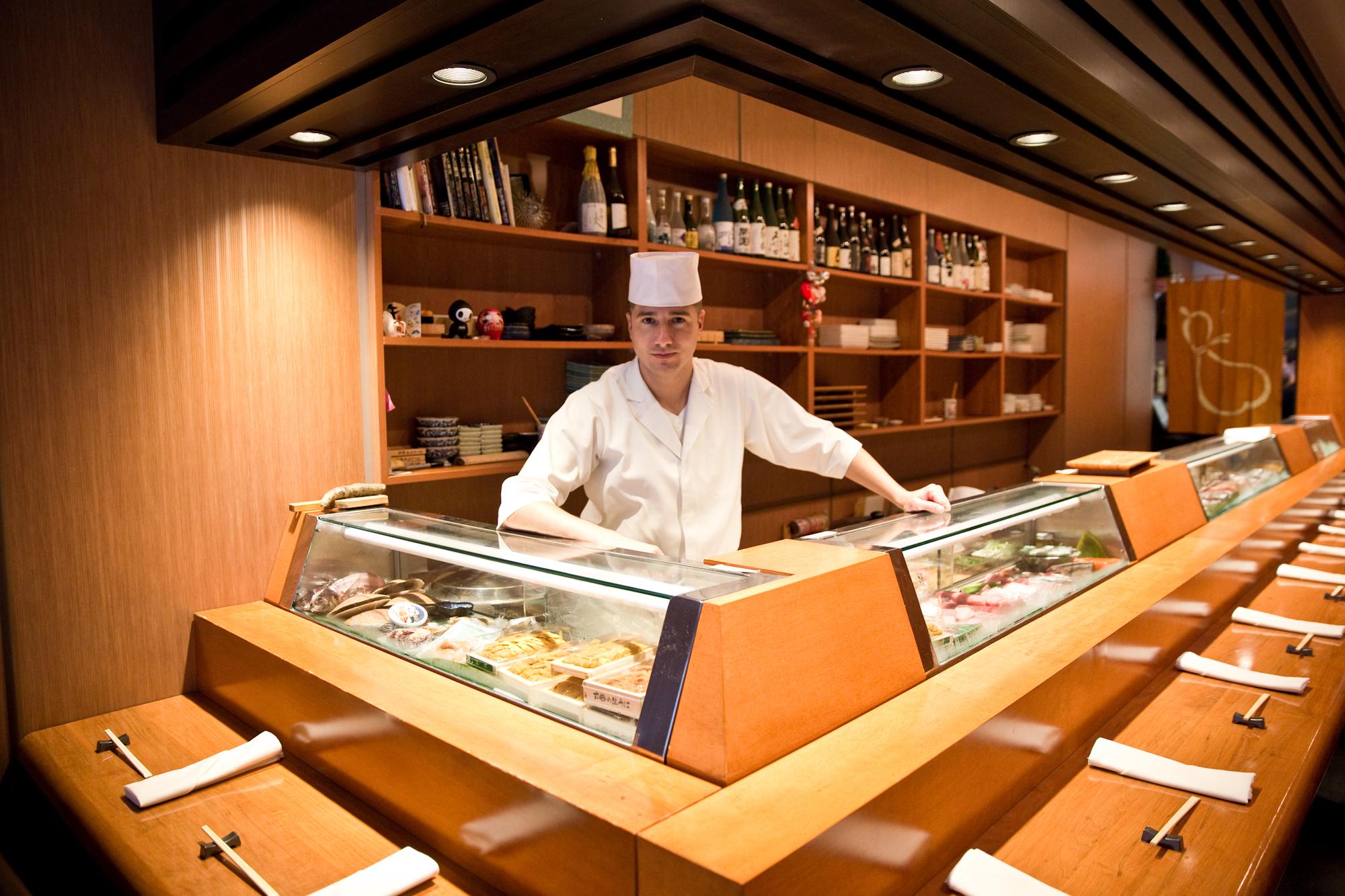 Brooklyns Sushi Katsuei Rolls Its Affordable Omakase