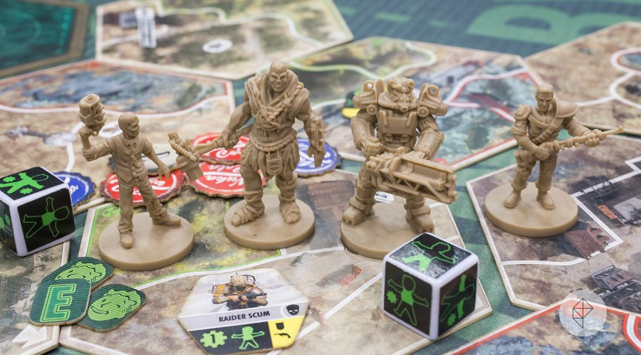 Gen Con 2018   Polygon The Fallout board game is going to be SPECIAL