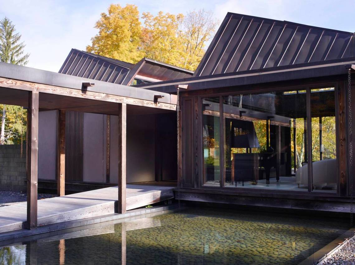 Gorgeous Timber Home Was Designed For Aging In Place