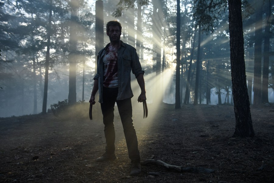 Logan gets rare Oscar recognition   Polygon