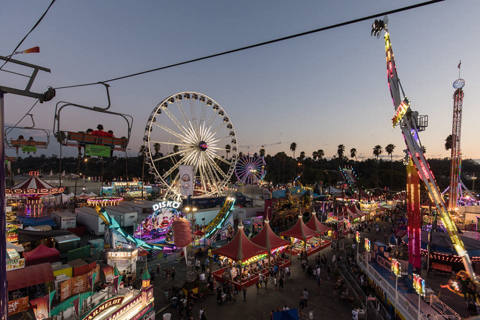 1981 County Los Angeles Fair