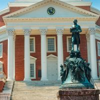 Grab Your Jackets Travel Blog: History can be fun in Charlottesville; Logan Sandor; From The Rumble Seat