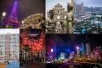 香港澳門自由行-港澳自助六天五夜行程總覽與總花費Hong Kong,Macau