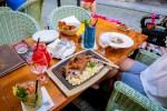 捷克布拉格Hotel U Prince餐廳食記-布拉格廣場旁近天文鐘、泰恩教堂