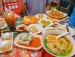 板橋美食-港豐撈麵飯堂-平價美味的港式飲茶點心