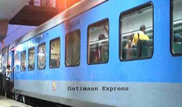 Gatiman-Express top 10 fastest and express trains in india just info check
