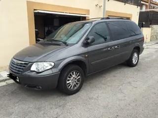 Chrysler Grand Voyager 2005 de segunda mano por 7000 € en