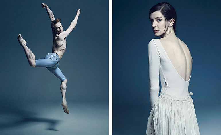 Ballets Finest Bare Souls For Photography Wallpaper