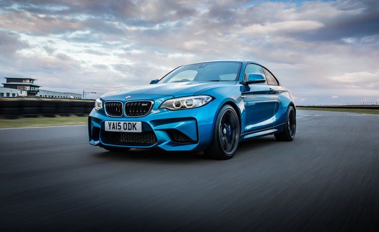 BMWs Newest M2 Coup Is The Ultimate Sports Car Jewel