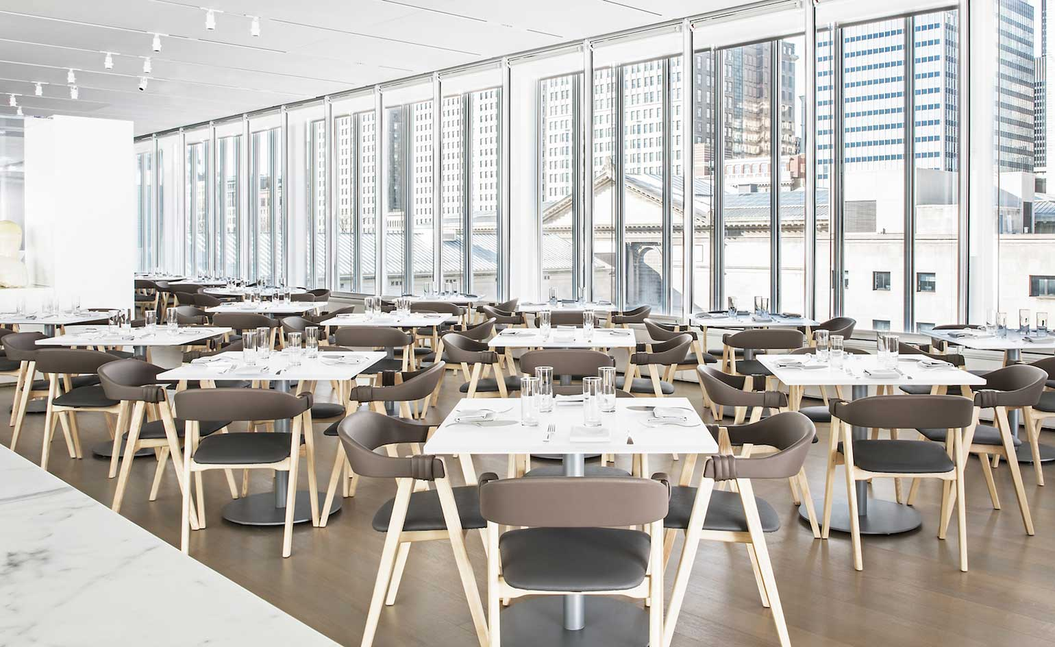 Terzo Piano Restaurant Review Chicago USA Wallpaper