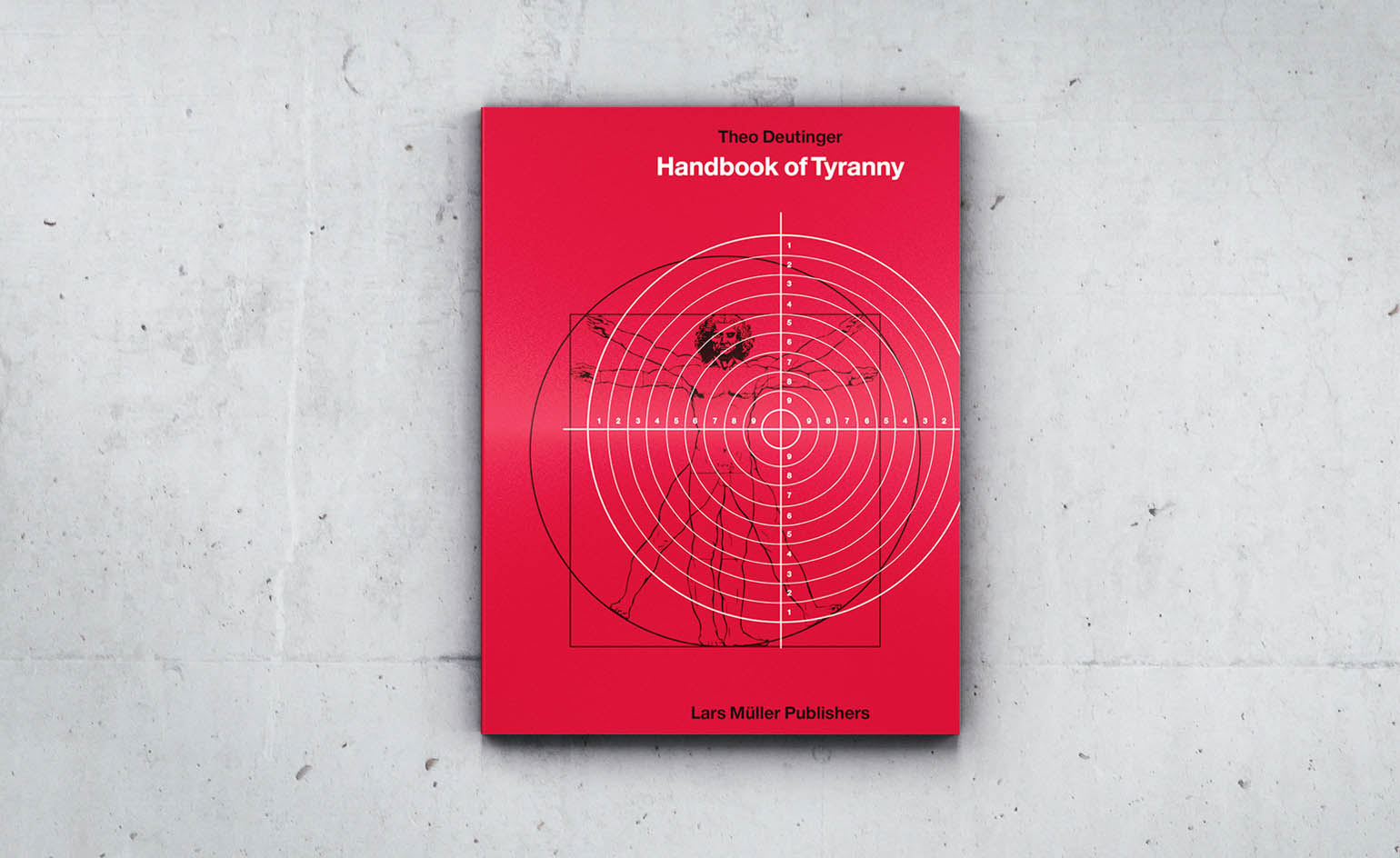 Handbook of Tyranny book cover The infographics