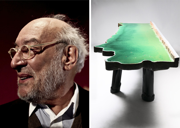 Gaetano Pesce Launches The Limited Edition Six Tables On