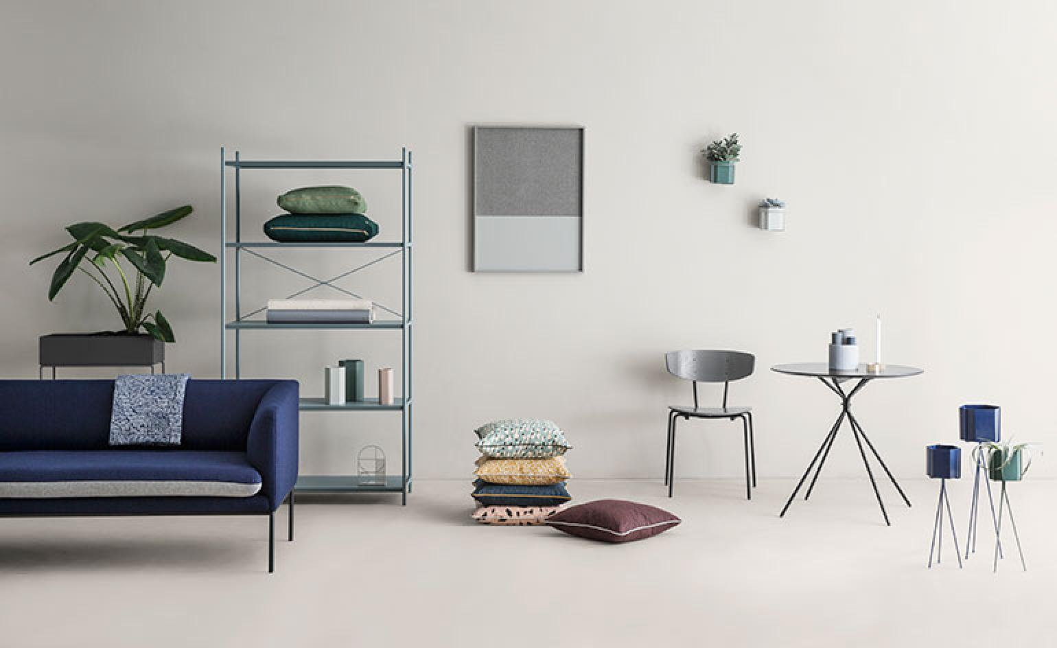 Ferm Living Unveils New Collection At M Amp O Wallpaper