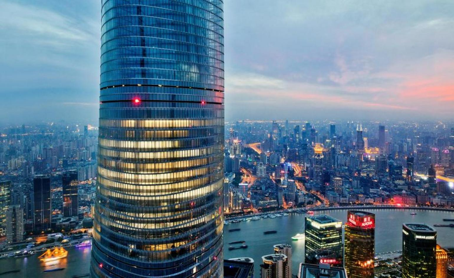 Shanghai Sprawling The Chinese Mega City S Best