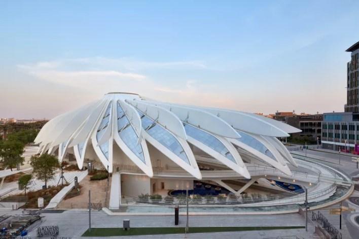 use pavilion at Dubai expo