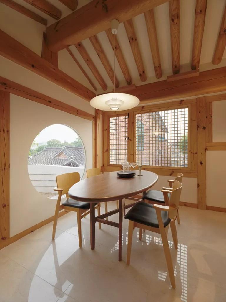 Teo Yang Studio Renovates Traditional Hanok House In Seoul