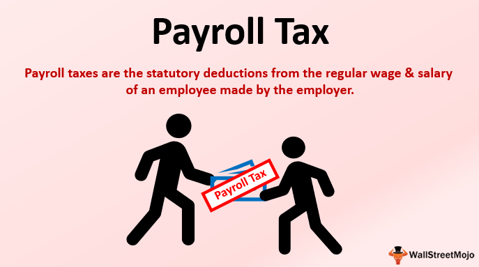 Payroll Tax Definition Components What Are Payroll