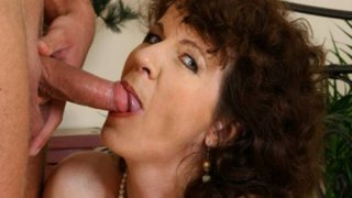 Horny MILF begs for more fucking thumb