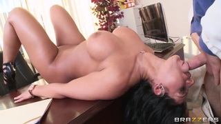 Busty babe Bella Reese gets boned by a doctor thumb