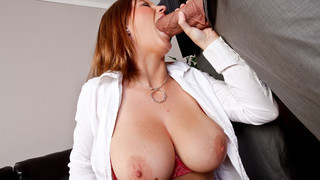 Sara Stone & Billy Glide in Naughty Office thumb