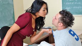Mika Tan & John Espizedo in My First Sex Teacher thumb