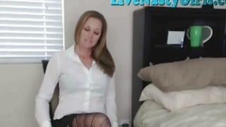 Hot Roleplay With Secretary Webcam Girl 1 thumb