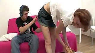 Mother Pounded By Step Son thumb