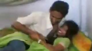 Frisky Indian Couple Doing It thumb