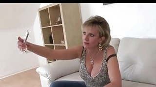 Mature Woman With A Dildo thumb