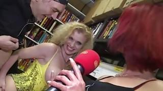 MAGMA FILM German Orgy at the DVD store thumb