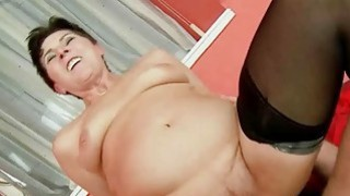 Granny Cock Sucking and Riding Compilation thumb