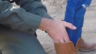 Sexy Smuggler of Russian Descent Gets It Hard thumb