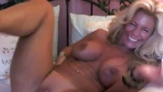 Beautiful Busty Mature Does Some Solo Masturbation with Toys thumb