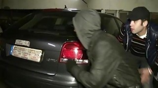 Le parking du porno thumb