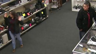 Two_Bitches_At_The_Pawnshop_Try_To_Steal_Something thumb